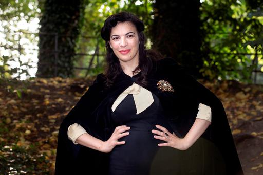 Stance: 'It's good to be part of something pro-active,' says Camille O'Sullivan Photo: Tony Gavin