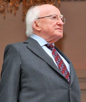 At the Dublin commemoration, President Michael D Higgins will lay a wreath on behalf of the people of Ireland Photo: Colin Keegan, Collins Dublin