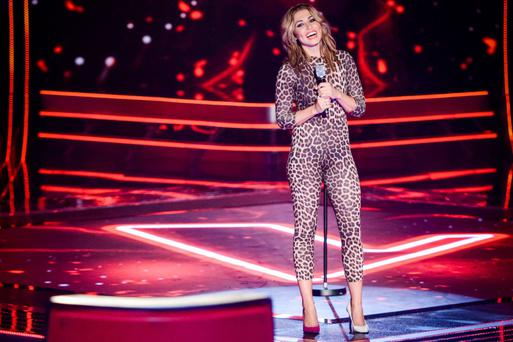 Beth Morris on The Voice UK/BBC