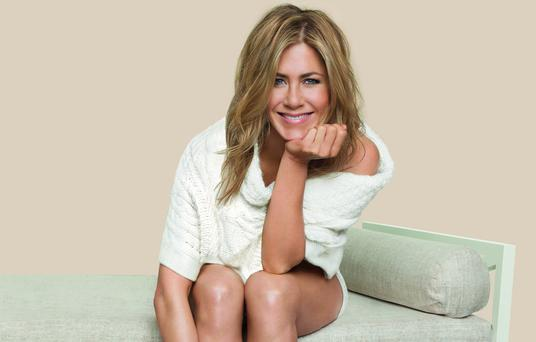 Jennifer Aniston for Aveeno