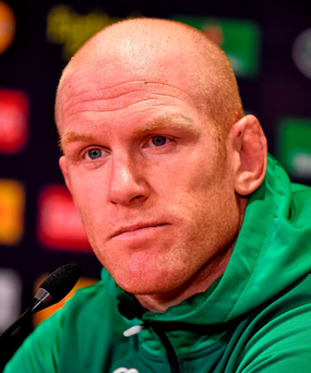 'Jackman said he would be delighted to see O'Connell (p) coming on board as a coach but, contrary to reports, that is not the case' Photo: Brendan Moran / SPORTSFILE