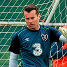 Republic of Ireland's Shay Given. Photo: David Maher / Sportsfile
