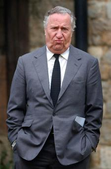 Author: Frederick Forsyth. Photo: Toby Melville