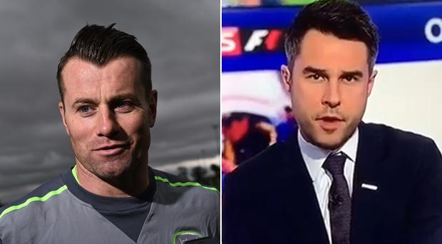Shay Given was NOT on Sky Sports last night