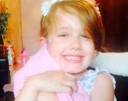 Summer Grant who died in bouncy castle tragedy. Photo: Facebook