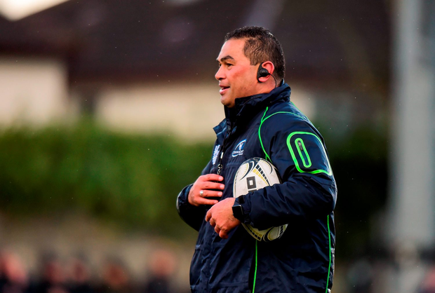 The role of Pat Lam cannot be underplayed. Photo: Sportsfile