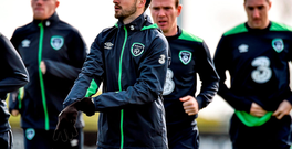 Shane Long. Photo: Sportsfile