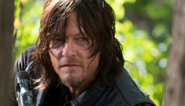 The final moments of The Walking Dead's penultimate episode of the series left fans aghast