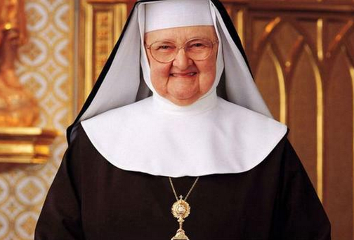 Millions are mourning the death of Mother Mary Angelica. Photo: CBS