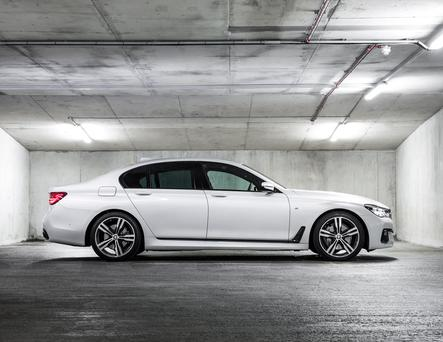 BMW 730Ld's mix of technology, performance and comfort gives it definite appeal
