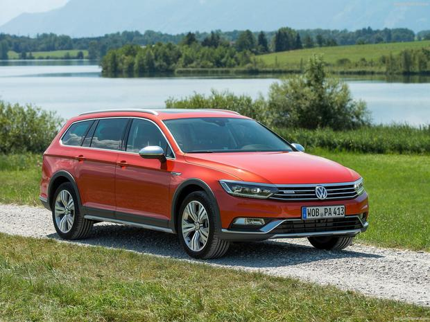 Passat Alltrack Usa >> Volkswagen Passat Alltrack It S Been Given The Bear Grylls
