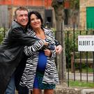 Eastenders pair Shane Richie and Jessie Wallace are due to shoot a new six-part spin off series in the picturesque village of Dunmore East next month.
