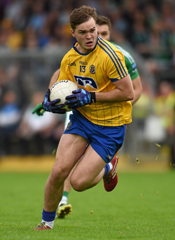 Roscommon's Ultan Harney in action in the All-Ireland Senior Championship. Photo: Paul Mohan/Sportsfile