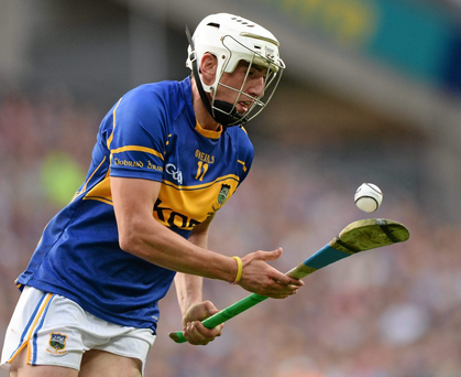 Tipperary will be without influential forward Patrick 'Bonner' Maher for Sunday's Allianz Hurling League quarter-final clash with Clare in Ennis. Photo: Piaras Ó Mídheach / Sportsfile