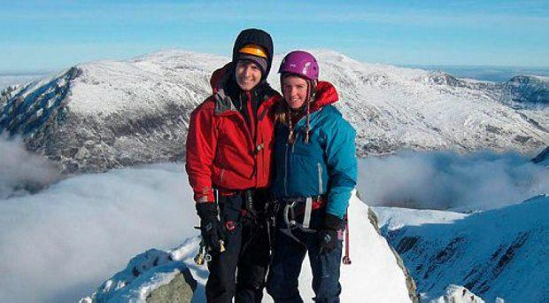 Rachel Slater, 24 and Tim Newton, 27, from the Bradford area of West Yorkshire Photo: Police Scotland/PA