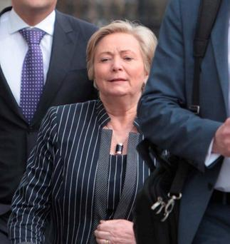 Justice Minister Frances Fitzgerald. Photo: Photocall Ireland