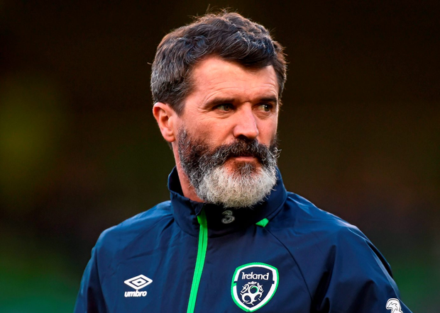 Roy Keane says it's hard to stay positive watching Manchester United