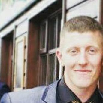 Greg Long who died tragically in Spain. Source: Facebook