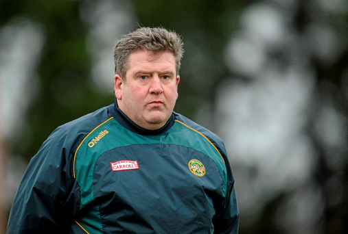 Offaly manager, Eamonn Kelly. Photo: Sportsfile
