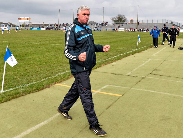 Dublin manager Ger Cunningham. Pic: Sportsfile