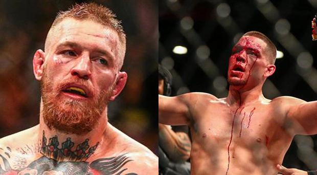Conor McGregor wanted another crack at Nate Diaz