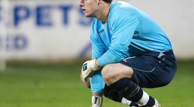 Goalkeeper Trevor Carson (pictured) is raising funds for an operation for Melanie Hartshorn