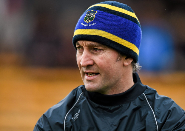 Tipperary manager Michael Ryan. Picture: Ray McManus/Sportsfile