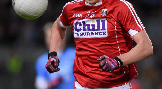 Cork's Mark Collins in action. Photo: Ray McManus/Sportsfile