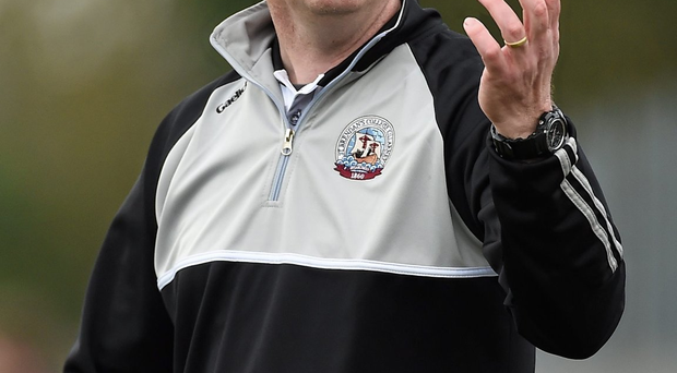 St Brendan's Killarney manager Garry McGrath. Photo: Diarmuid Greene/Sportsfile