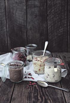 Roz Purcell's Coconut and Goji Berry Overnight Oats