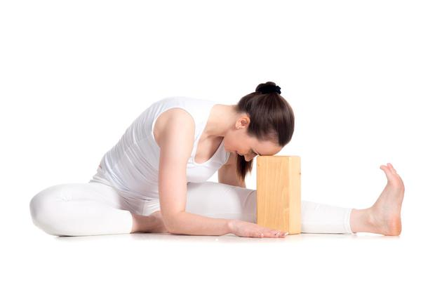 Iyengar yoga is suitable for all ages