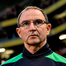 Ireland manager Martin O'Neill. Photo: Sportsfile