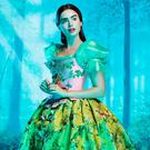 Pure as the driven snow: Lily Collins in the 2012 Hollywood movie, Snow White. Little girls are often encouraged to be like sweet little Snow Whites — to 'be nice' and 'speak quietly and remember to smile'.