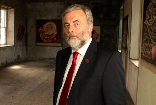 'The manner of the public dispute between Kieran Mulvey of the Work Relations Commission and Jack O'Connor (pictured), the leader of the country's largest trade union, Siptu, does not augur well for a process that is now required to bring these matters to a successful resolution. Photo: Brian McDaid