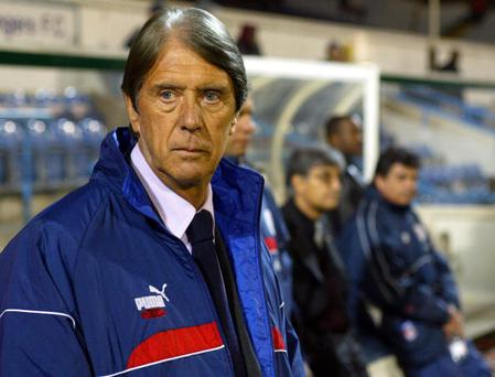 Cesare Maldini (Photo credit should read Odd Andersen/AFP/Getty Images)