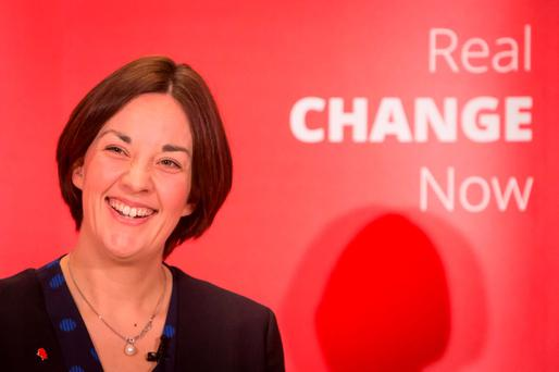 Kezia Dugdale. Photo: Danny Lawson/PA Wire
