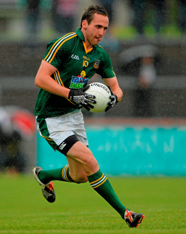 Reilly: Hit three points for Meath Photo: Brendan Moran / SPORTSFILE