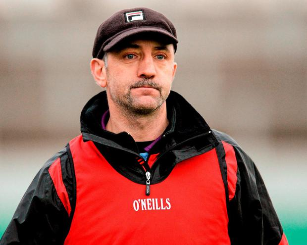 Wicklow hurling manager Martin Storey. Photo: Sportsfile