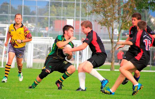 Expert has urged non-contact rugby in schools. Stock image