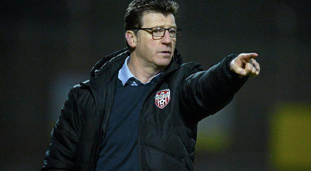 Former Waterford United manager Roddy Collins. Photo: Sportsfile