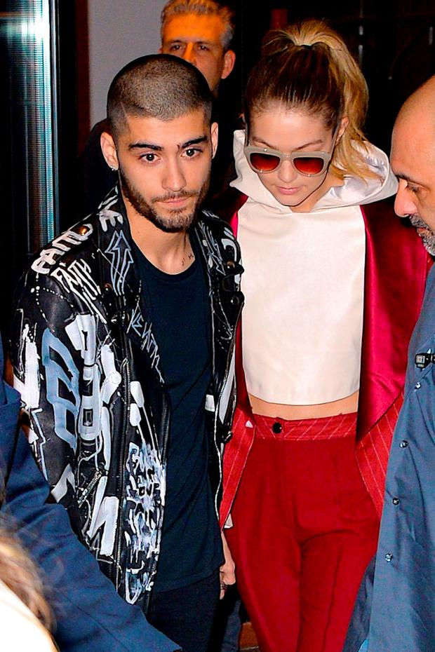 Gigi Hadid Convinced Boyfriend Zayn Malik Has The