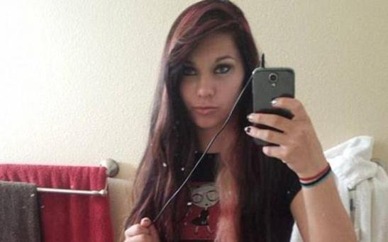 Brianna Longoria killed two men when her Honda ran a stop sign and hit another Toyota Credit: Facebook