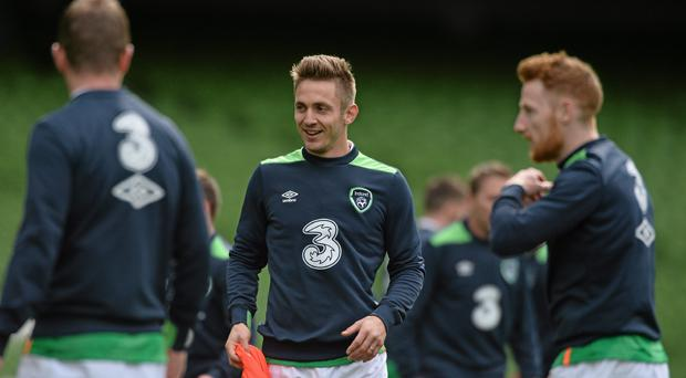 Kevin Doyle won't be going to France