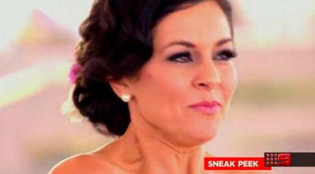 Married at First Sight Australia - Christie. PIC: Nine