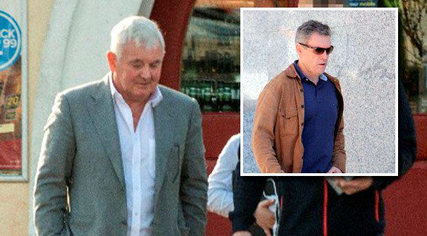 John Gilligan was in contact with a former associate and the Kinahan gang before his return to Dublin