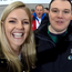 Claire Moore and Padraig Kelly