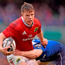Munster's decision to replace the impressive Johnny Holland was a critical one in Saturday's clash with Leinster Photo: Brendan Moran / SPORTSFILE