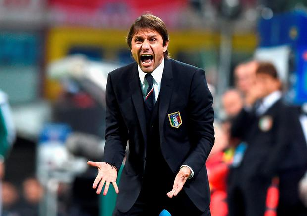 Antonio Conte has been announced as the new Chelsea manager. Photo: Getty