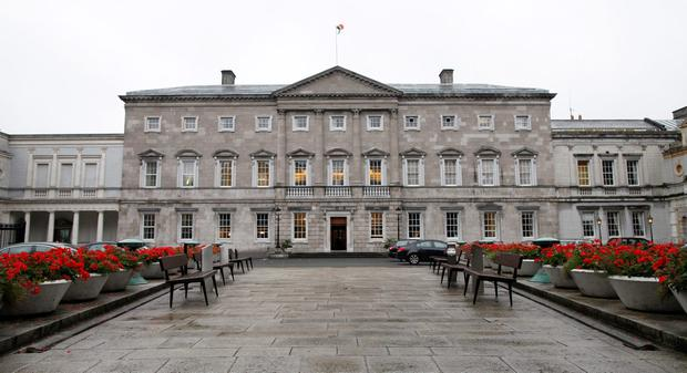 Leinster House: 'In any efficient business, staff who acted like our politicians would be sacked'. Getty Images