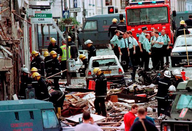 At least £40,000 (€50,000) has been wasted on a failed prosecution against a man accused of the Omagh bombing. Photo: PA Wire